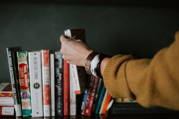speed reading - books