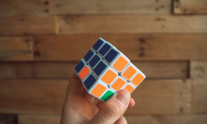 10 mind reading tricks - Rubik's Cube