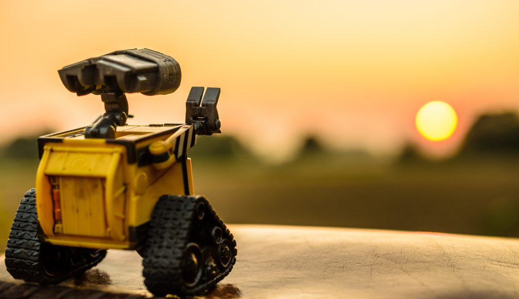 Small robot - WALLE